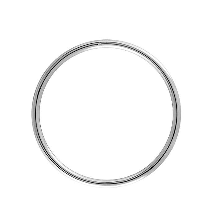 Bracelet jonc fil 3,8 mm argent 925 couleur unique So Chic Bijoux | La Redoute