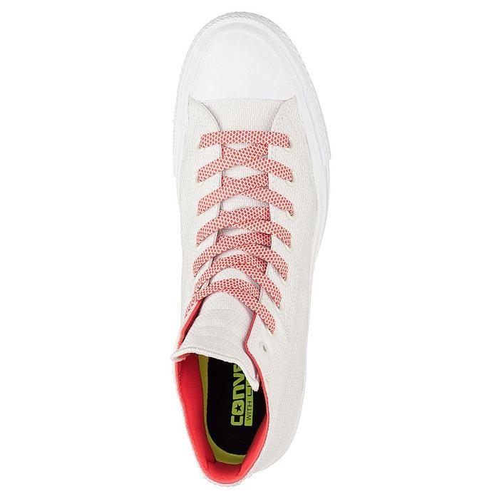 Baskets montantes ctas hi beige rose Converse