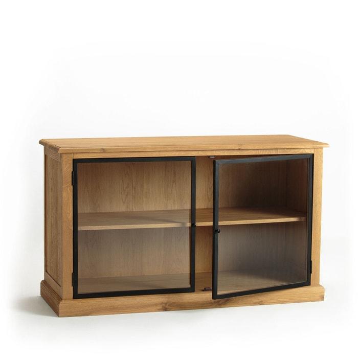 Biblioth que basse ch ne sabl officine am pm ch ne - La redoute meuble bibliotheque ...
