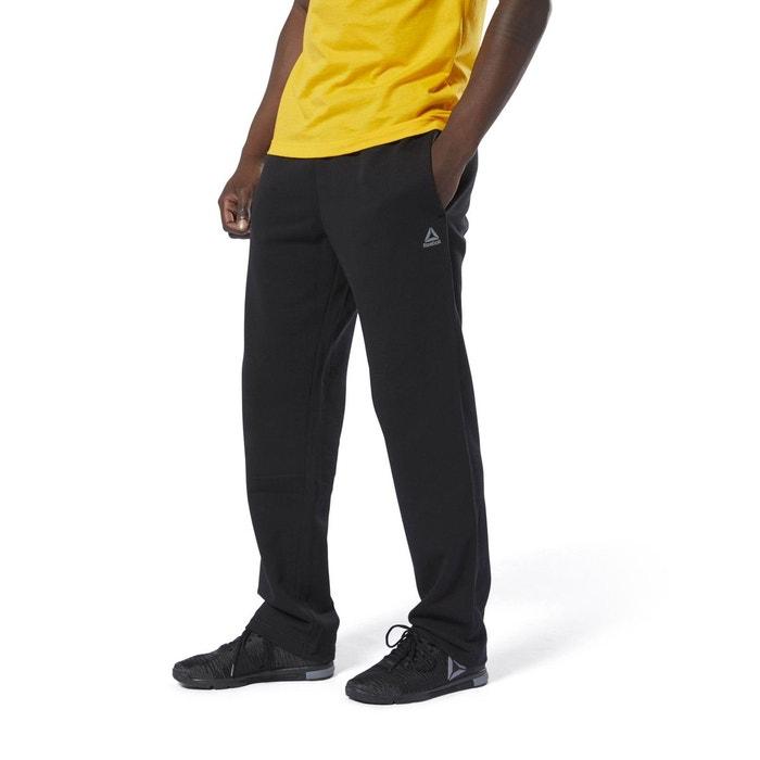 Pantalon molletonné avec fente à l'ourlet Training Essentials