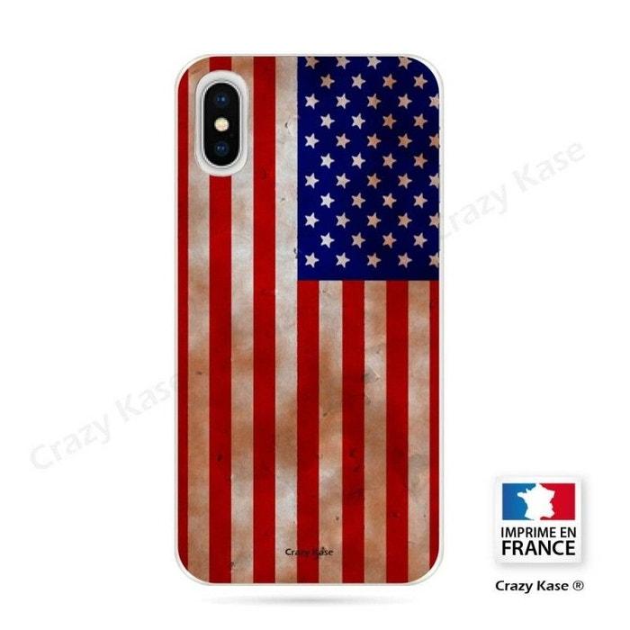 coque iphone x americain