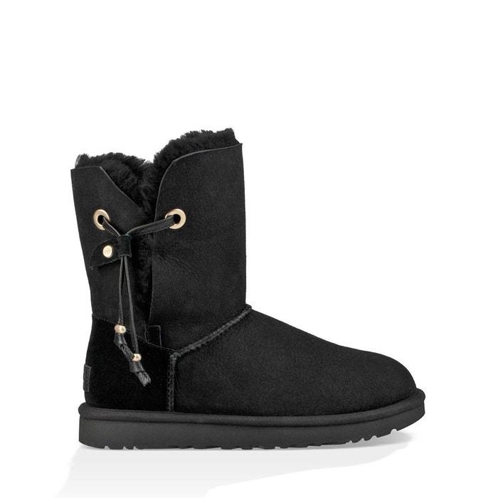 Boots cuir maia noisette Ugg Liquidations Offres Vente Moins Cher Réduction Classique obtenir K7CLN0