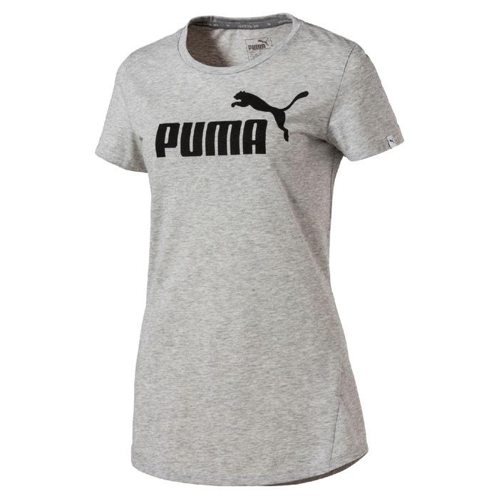 Short-Sleeved Crew Neck T-Shirt  PUMA image 0