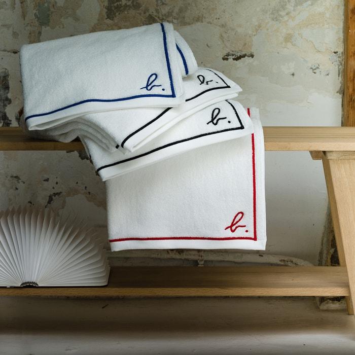 afbeelding Effen handdoek, agnès b. AGNES B X LA REDOUTE INTERIEURS