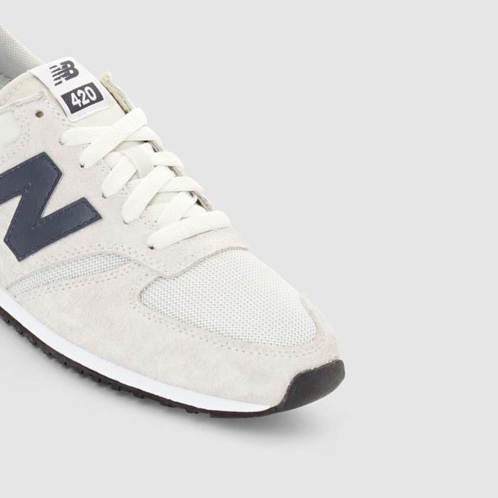 New balance u420ggw blanc New Balance