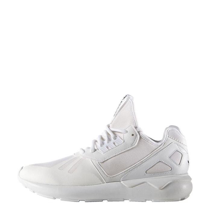 Chaussure tubular runner blanc Adidas Originals | La Redoute