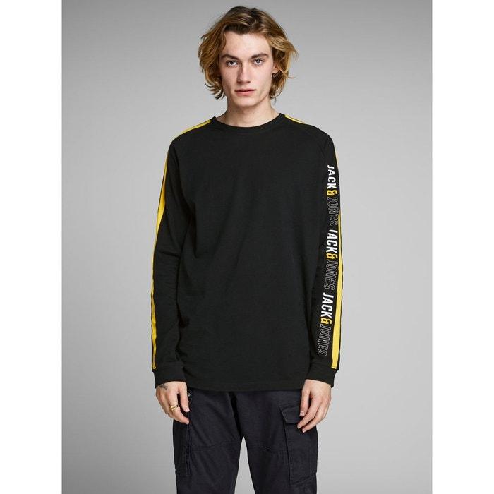 T-shirt manches longues urbain Jack   Jones   La Redoute 6bac3dda8859