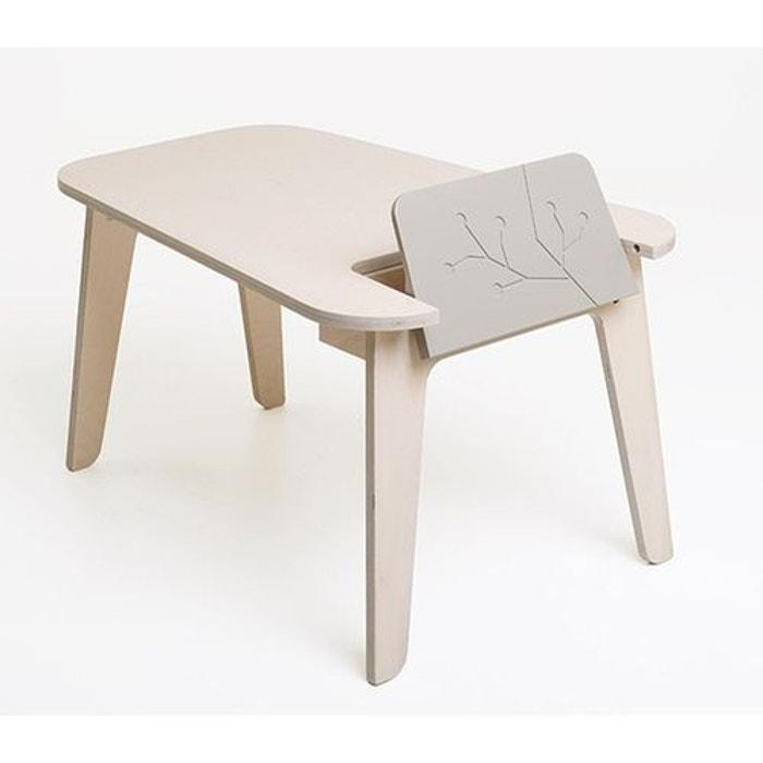 table avec trappe naturel cacao naturel cacao alfred et compagnie la redoute. Black Bedroom Furniture Sets. Home Design Ideas