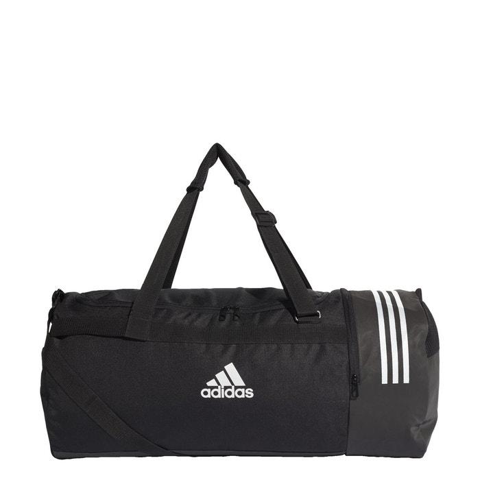 Sacs Adidas 3 Stripes noirs X8Cs9bd