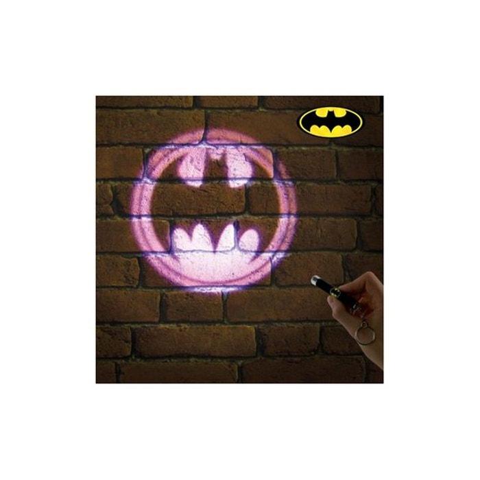 Pas Cher Choisissez Un Meilleur Footaction En Ligne Dc comics lampe de poche batman signal couleur unique Batman | La Redoute Magasin D'alimentation Vente Pas Cher Avec Mastercard 1nmB7TOw