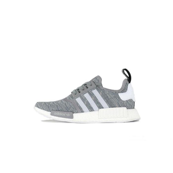 Basket nmd runner  gris Adidas Originals  La Redoute