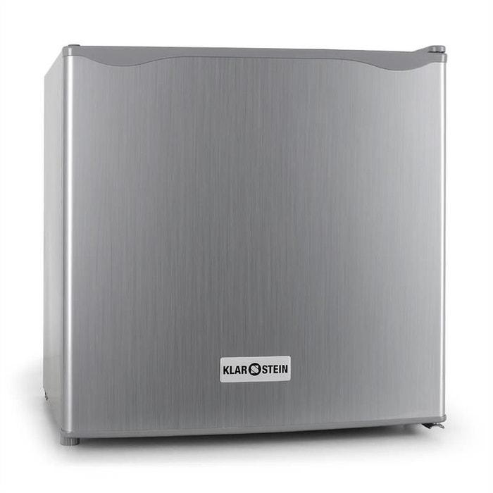 frigo minibar 40l acier a cong lateur autre klarstein. Black Bedroom Furniture Sets. Home Design Ideas
