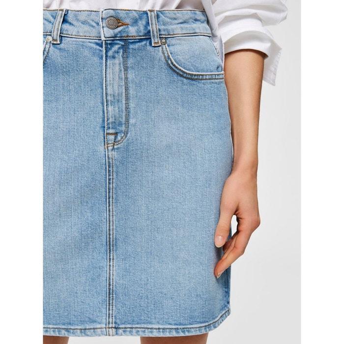Jupe en jean Taille mi haute