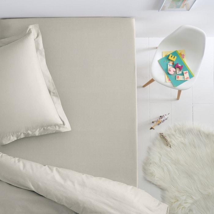 Image Drap-housse pour lit enfant en coton SCENARIO