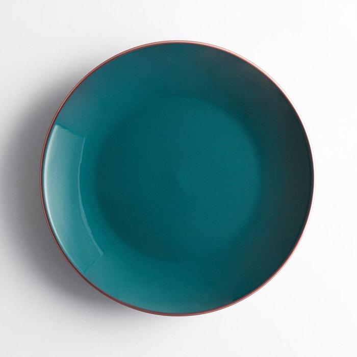 lot 4 assiettes plates dotka la redoute interieurs la redoute. Black Bedroom Furniture Sets. Home Design Ideas