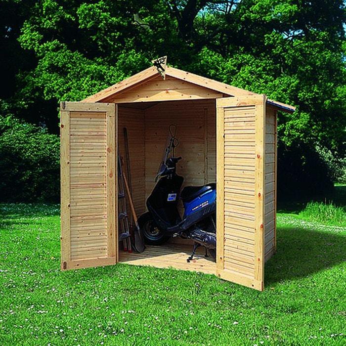 abris de jardin la redoute. Black Bedroom Furniture Sets. Home Design Ideas