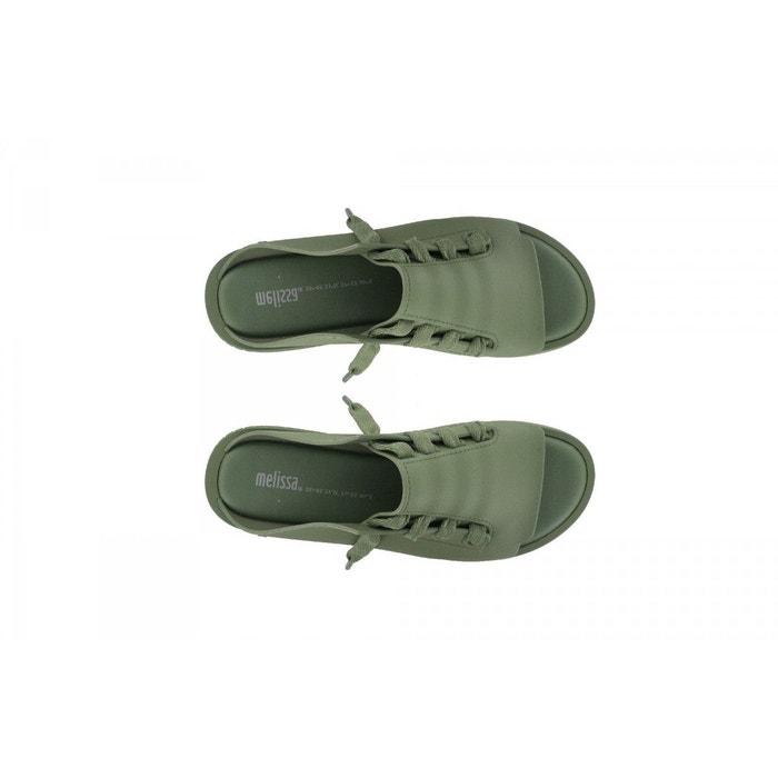 Sandales-melissa vert Melissa