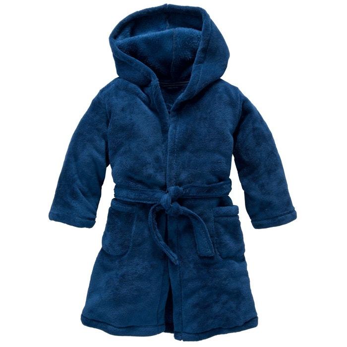 Image Robe de chambre à capuche 2-12 ans abcd'R