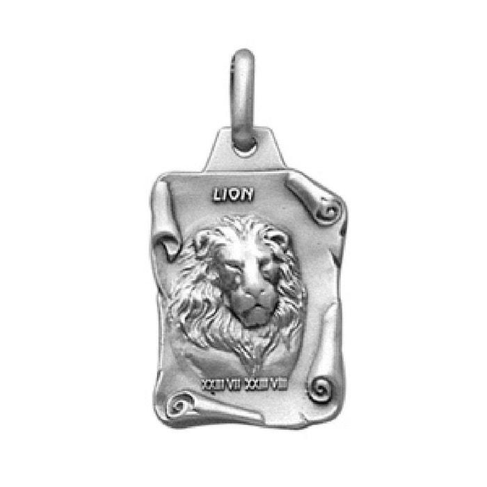 Vente Boutique En Ligne Pendentif zodiaque grand modèle lion argent 925 couleur unique So Chic Bijoux | La Redoute Parfait À Vendre 6I7Cotw