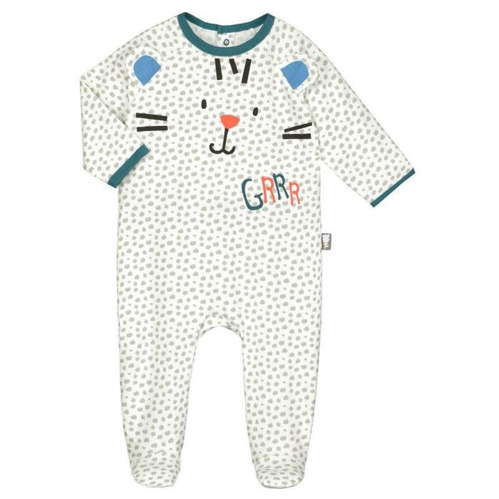 Pyjama bébé roots ecru Petit Beguin  b3a2ce3ce3f
