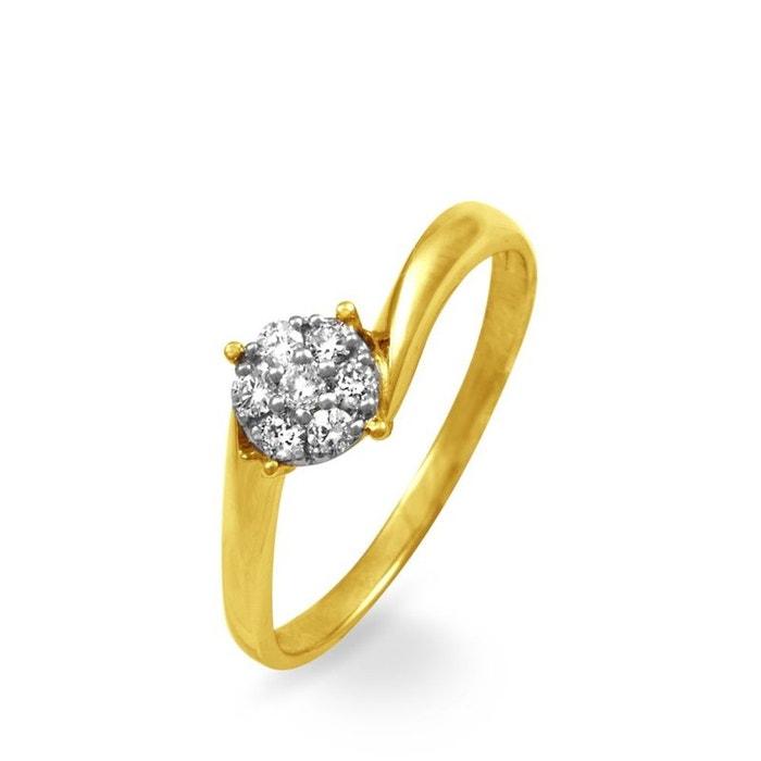 Prix Pas Cher Finishline Recherche À Vendre Solitaire or et diamant jaune Histoire D'or | La Redoute QKoadV3M