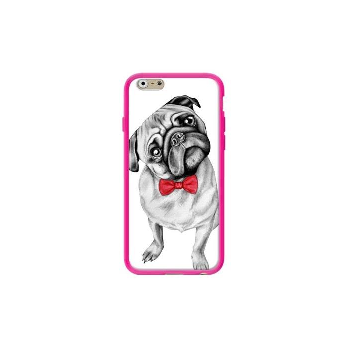 coque iphone 6 pug
