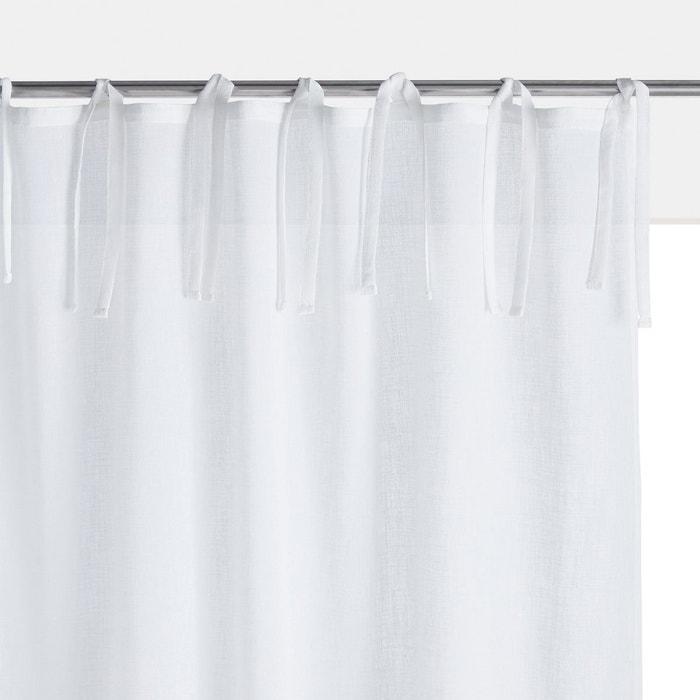 la redoute voilages vendu par la redoute voilage pur coton nouettes scenario with la redoute. Black Bedroom Furniture Sets. Home Design Ideas