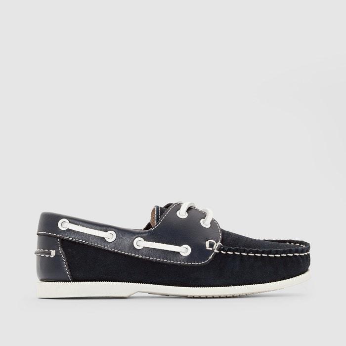 Boots-Schuhe, Rindsspaltleder 26-40  La Redoute Collections image 0