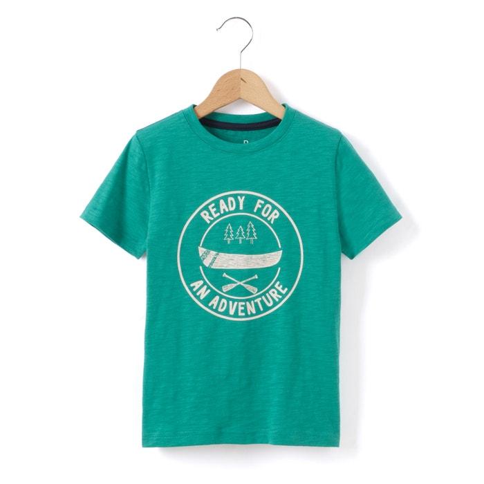Image T-shirt imprimé 3-12 ans abcd'R