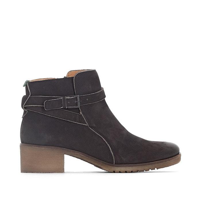 Boots cuir mila Kickers Officiel De Sortie vn4Me9
