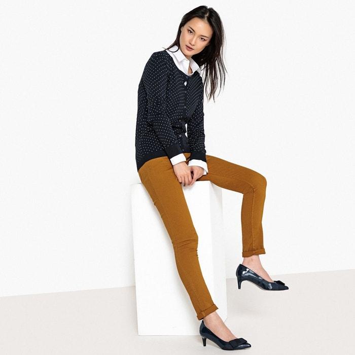 Pantalon slim twill  La Redoute Collections image 0