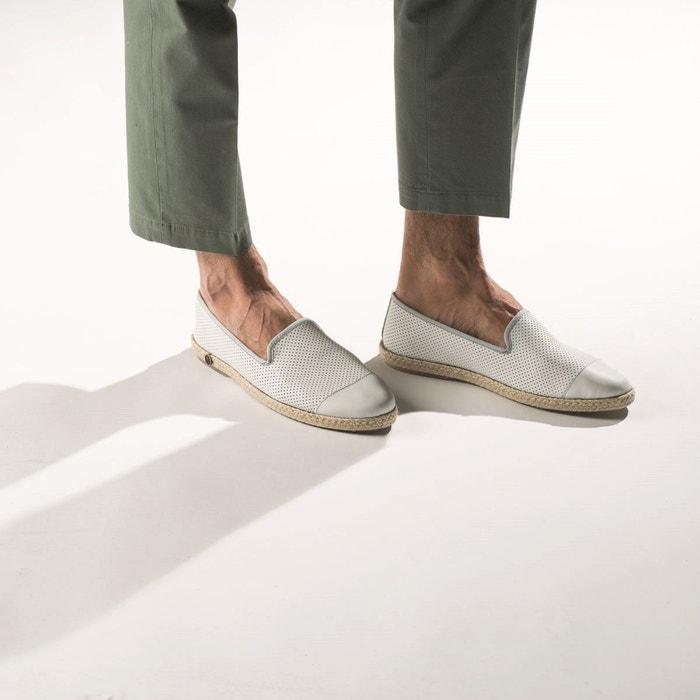 Angarde Espadrille Sneaker Waterproof Unexpected Leather