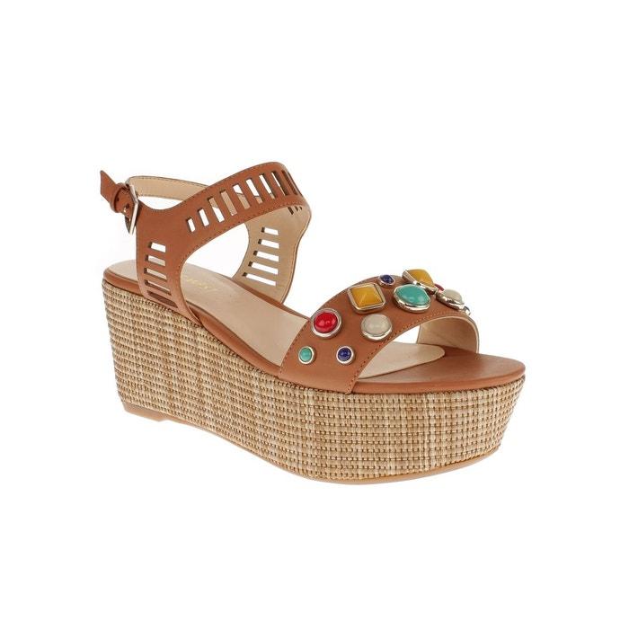 Sandales compensées feeah Nine West