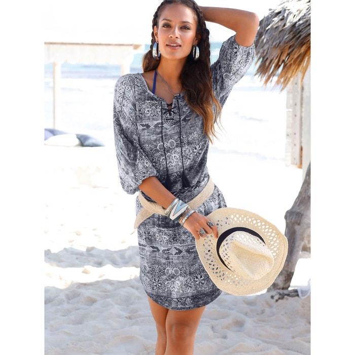 boutique Browse Vente Pas Cher LASCANA Robe de plage Nunka Shopping En Ligne BCkwKCuA