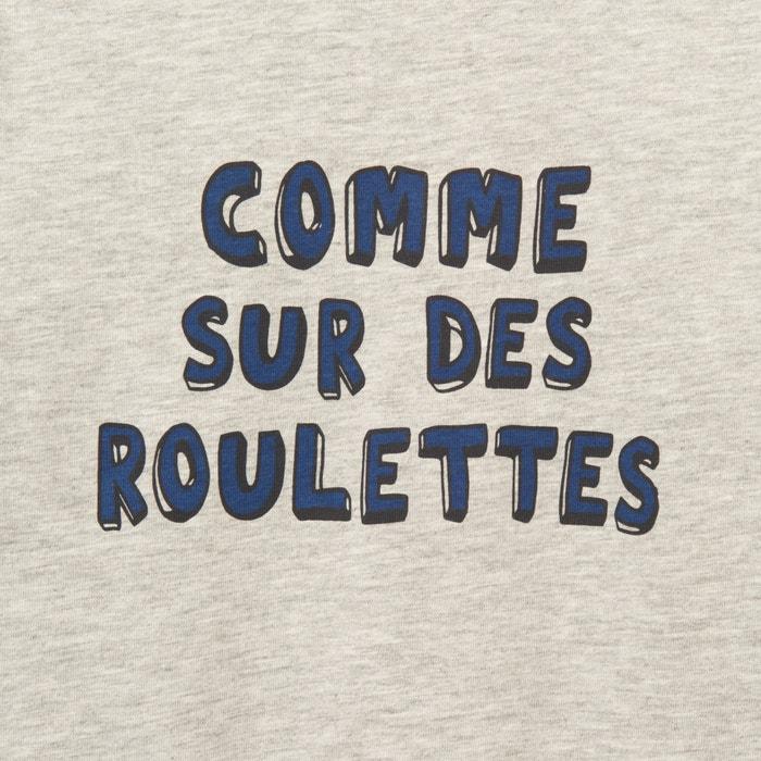Image T-shirt 2 en 1 3-12 ans La Redoute Collections