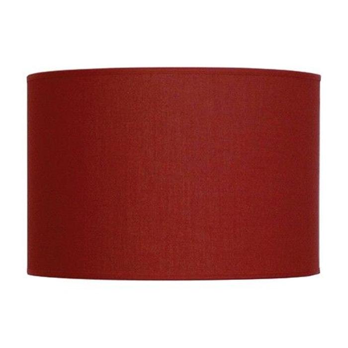 abat jour rouge 60 w a la carte kcm001019 kcm001019 rouge keria la redoute. Black Bedroom Furniture Sets. Home Design Ideas
