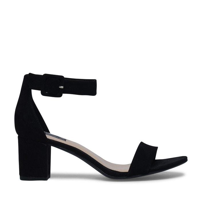 Sandales avec talon moyen  Sacha  La Redoute