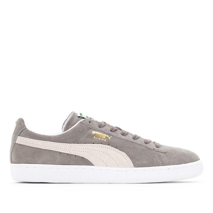 puma suede grey