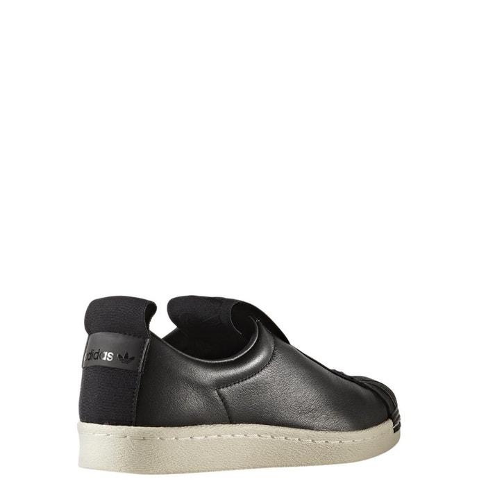 ... Basket adidas originals superstar bw slip-on - by9140 noir Adidas  Originals ...