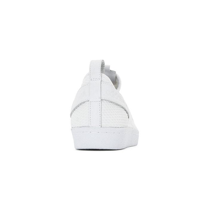 superstar slipon slipon slipon w formateurs, blanc, adidas originals 1d5e1d