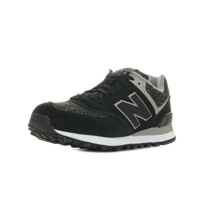 Basket wl574dv noir, gris New Balance