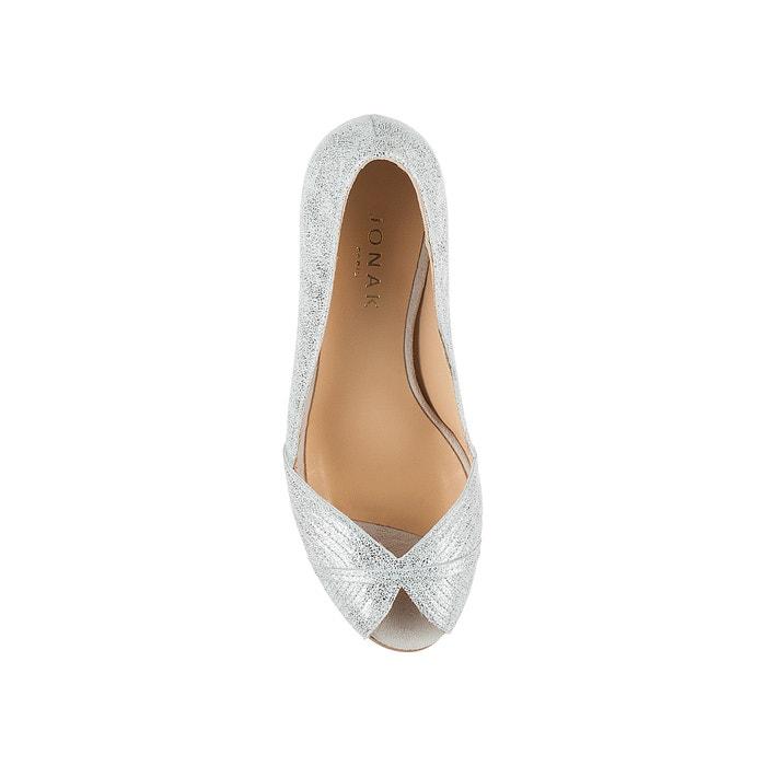 de tac Depois 243;n piel JONAK Zapatos con laminado RI5wRfPq