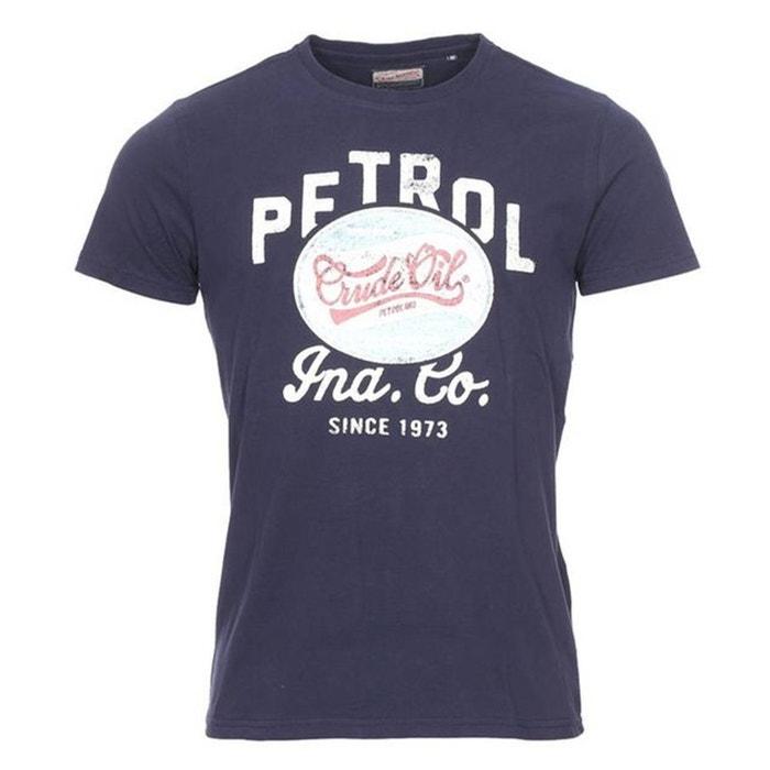 T-shirt con scollo rotondo maniche corte  PETROL INDUSTRIES image 0
