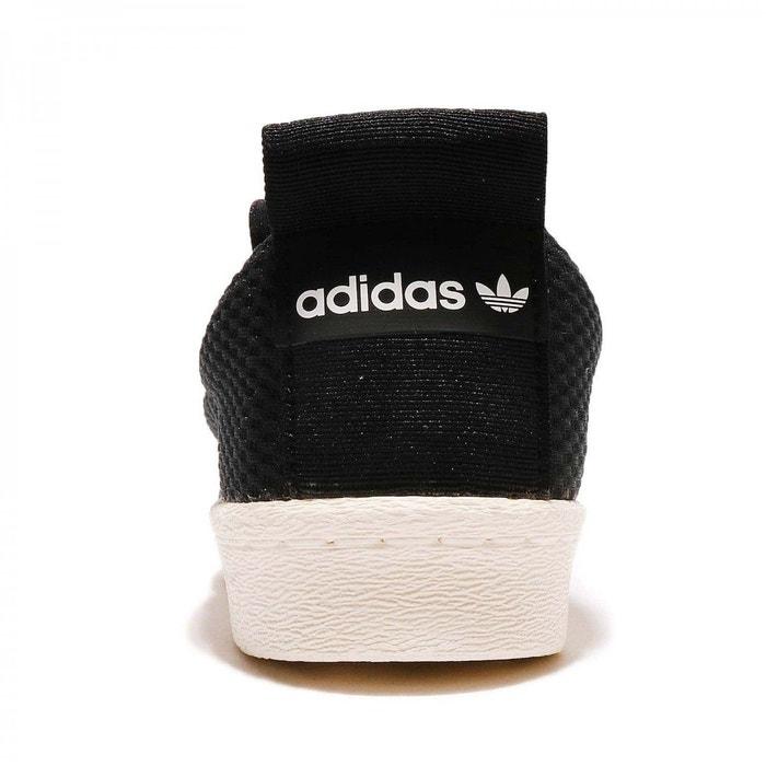 Basket adidas originals superstar bw slipon by9137 noir Adidas