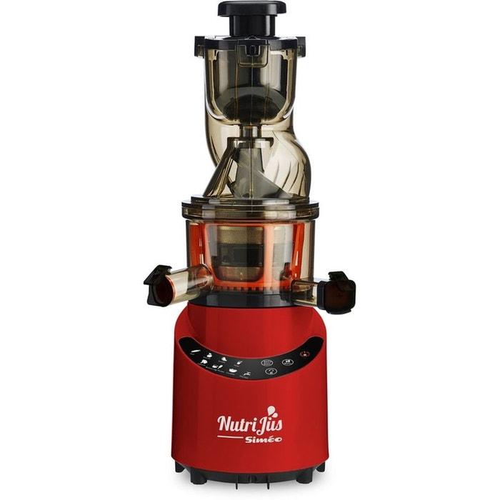 Extracteur de jus soldes cheap extracteur de jus biochef atlas whole slow juicer pro vitality - Soldes extracteur de jus ...