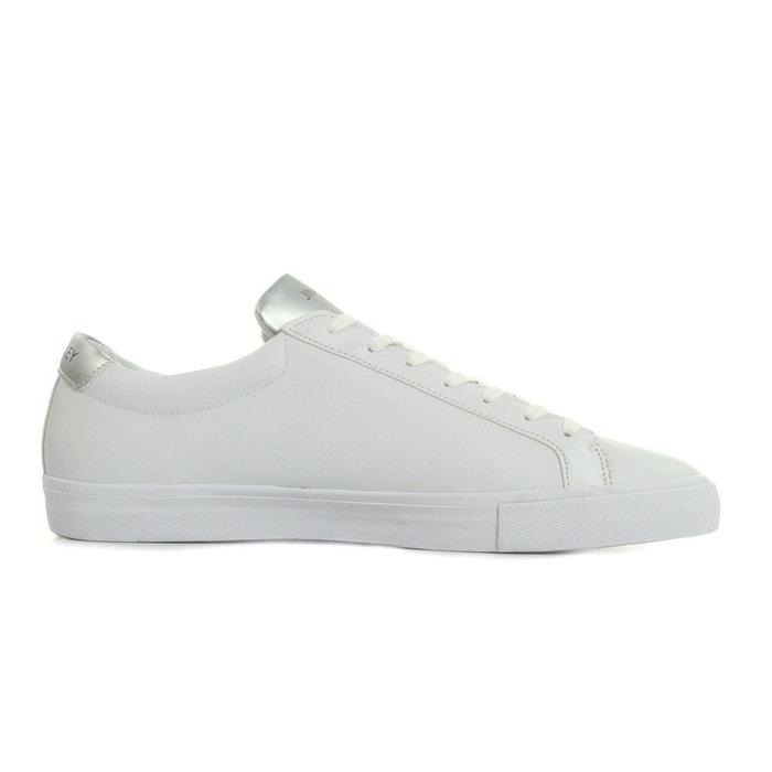 Chop leather blanc /argent Jim Rickey