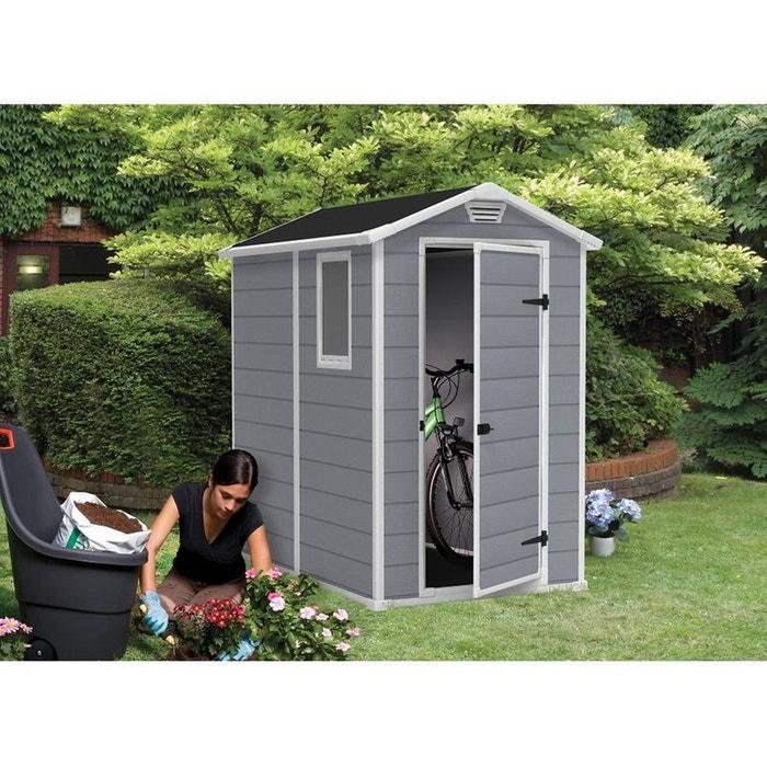 abri de jardin rsine premium 46 gris 2 m keter - Keter Abri De Jardin