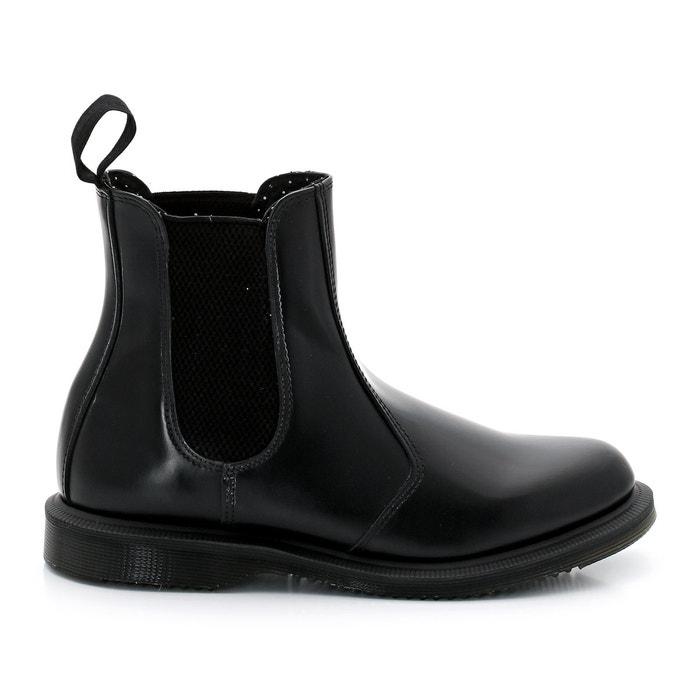 Flora Leather Chelsea Boots  DR MARTENS image 0