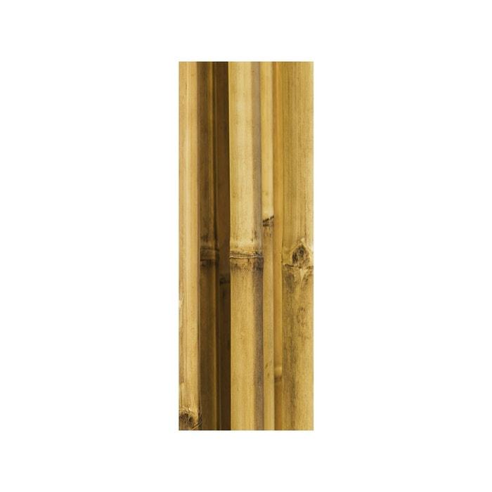 papier peint l unique bambou sec beige lgd01 la redoute. Black Bedroom Furniture Sets. Home Design Ideas