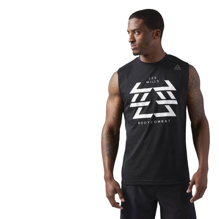 Reebok Sport T-shirt Les Mills Bodycombat 100% Garanti Offres De Livraison Gratuite Visiter Le Nouveau Pas Cher 2018 Nouvelle mC8AvEyQ
